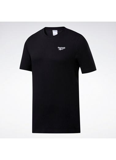 Reebok Classıcs Vector Tışört Siyah